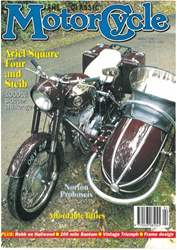 April 1993 issue April 1993