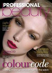 Professional Beauty November 2012 issue Professional Beauty November 2012