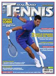 Il Tennis Italiano Magazine Cover