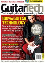MusicTech Focus : Guitar Tech Magazine Cover