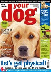 Your Dog Magazine November 2012 issue Your Dog Magazine November 2012