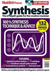 MusicTech Focus : Synthesis Magazine Cover