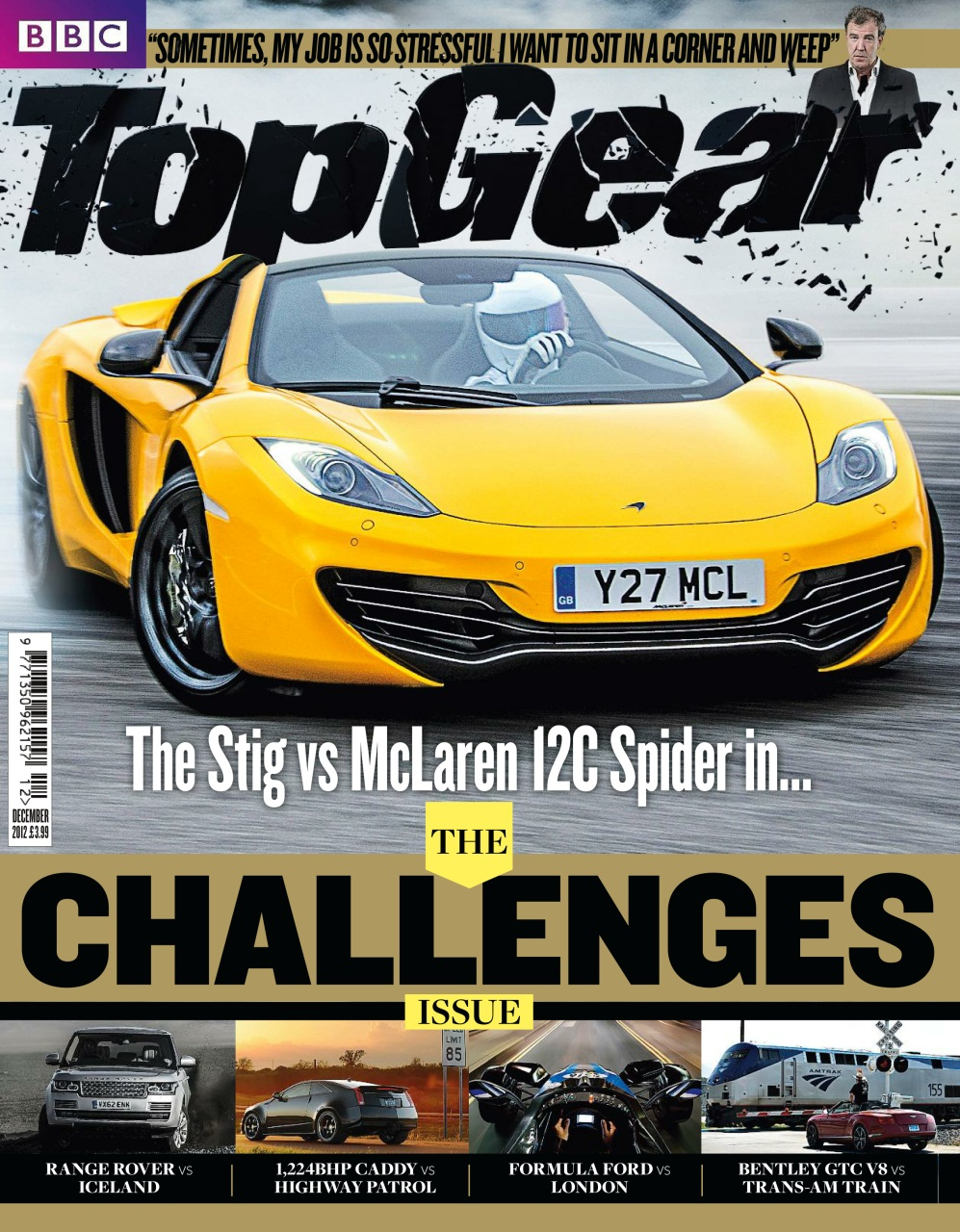 top gear magazine december 2012 subscriptions pocketmags. Black Bedroom Furniture Sets. Home Design Ideas