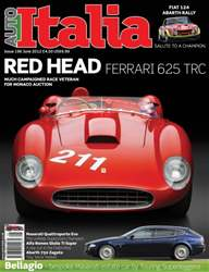 Auto Italia Magazine Issue 196 issue Auto Italia Magazine Issue 196