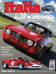 Auto Italia Magazine Issue 197 issue Auto Italia Magazine Issue 197