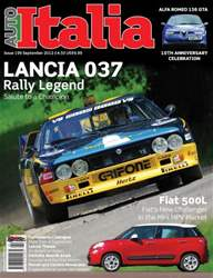 Auto Italia Magazine Issue 199 issue Auto Italia Magazine Issue 199