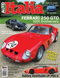 Auto Italia Magazine Issue 200 issue Auto Italia Magazine Issue 200