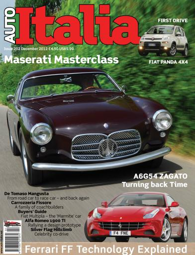 AutoItalia Magazine Preview