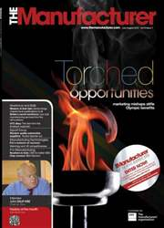 The Manufacturer - July 2012 issue The Manufacturer - July 2012
