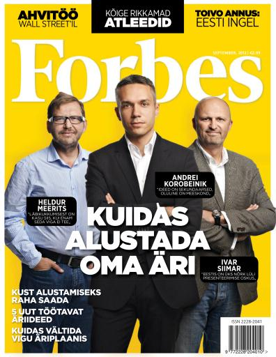 Forbes Estonia Preview