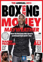 Boxing News Annual 2013 issue Boxing News Annual 2013