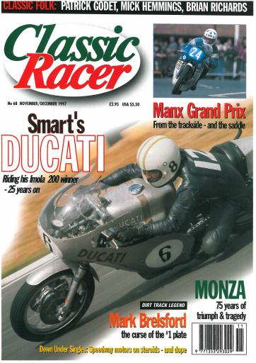 Classic Racer Digital Issue
