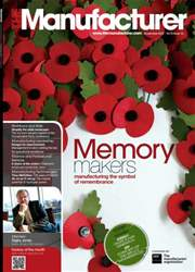 The Manufacturer - November 2012 issue The Manufacturer - November 2012
