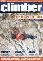 Climber Dec 12 issue Climber Dec 12