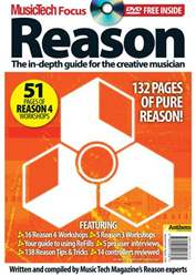 MusicTech Focus : Reason Magazine Cover