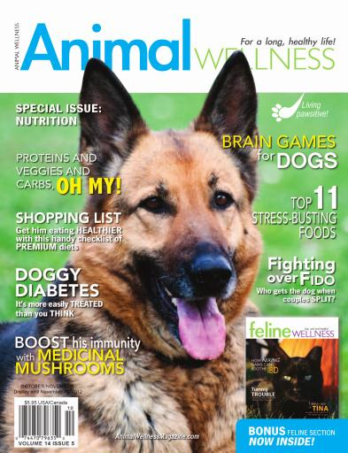 Animal Wellness Digital Issue