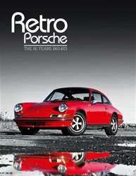 Retro Porsche: The 911 Years issue Retro Porsche: The 911 Years