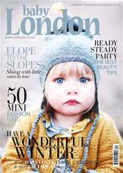 Baby London Magazine Cover