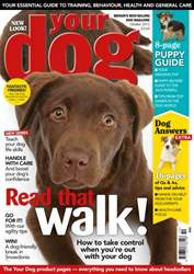 Your Dog Magazine October 2012 issue Your Dog Magazine October 2012