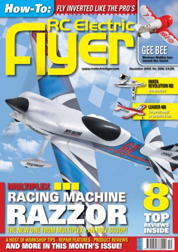 RC Electric Flyer Preview