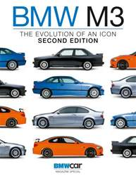 BMW M3 The Evolution of an Icon2 issue BMW M3 The Evolution of an Icon2