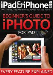 Beginners Guide to iPhoto issue Beginners Guide to iPhoto