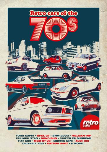 Retro Cars Preview