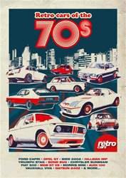 Retro Cars Magazine Cover