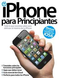 5 iPhone para principiantes issue 5 iPhone para principiantes