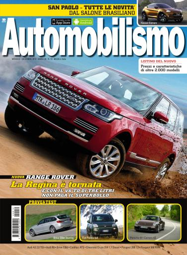 Automobilismo Digital Issue