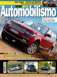 Automobilismo 12 2012 issue Automobilismo 12 2012