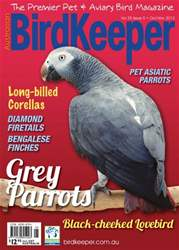 BirdKeeper Vol 25 Iss 5 issue BirdKeeper Vol 25 Iss 5