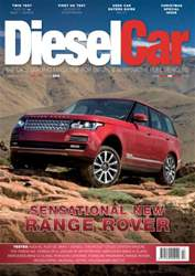 Diesel Car Magazine Cover