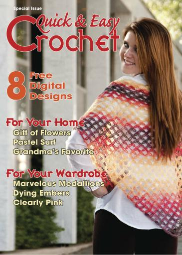Quick & Easy Crochet Digital Issue