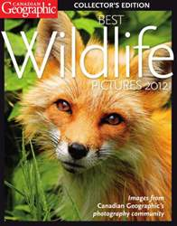 Best Wildlife Pictures 2012 issue Best Wildlife Pictures 2012