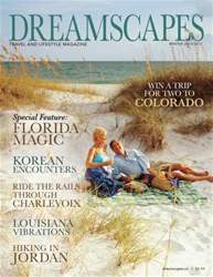 Dreamscapes Magazine Cover