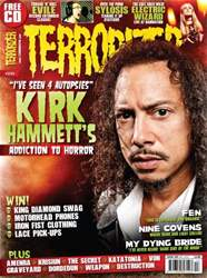 Terrorizer 230 December 2012 issue Terrorizer 230 December 2012