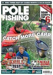 Pole Fishing January 2013 issue Pole Fishing January 2013