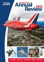 RAF Official Annual Review 2013 issue RAF Official Annual Review 2013