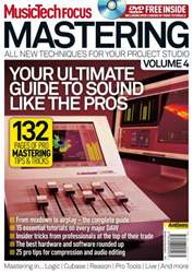 Mastering Volume 4 issue Mastering Volume 4