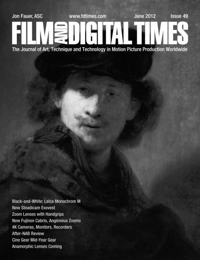 Film and Digital Times Preview