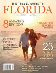 2013 Travel Guide To Florida issue 2013 Travel Guide To Florida