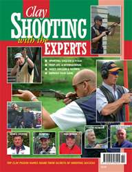 Clay Shooting with the Experts Magazine Cover