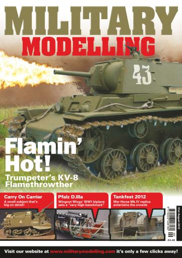 Military Modelling Magazine Preview