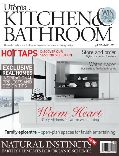Utopia Kitchen & Bathroom Preview