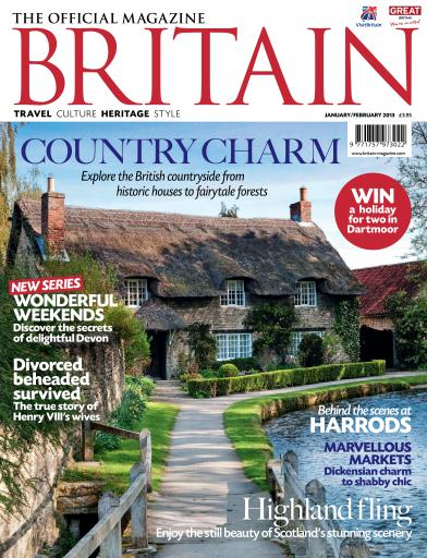 Britain Digital Issue