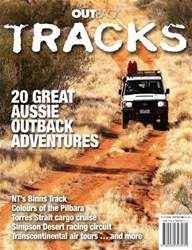 OUTBACK TRACKS 2013 issue OUTBACK TRACKS 2013