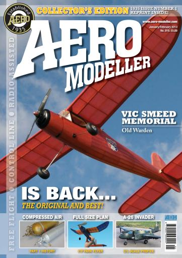AeroModeller Preview