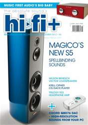 Hi-Fi+ Magazine Cover