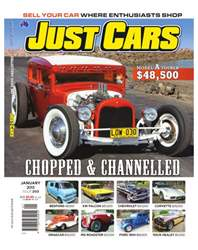 Just Cars_203 Jan13 issue Just Cars_203 Jan13